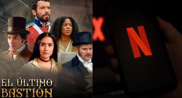 La producción peruana, originalmente transmitida en TV Perú, se estrenó en Netflix este 25 de febrero.