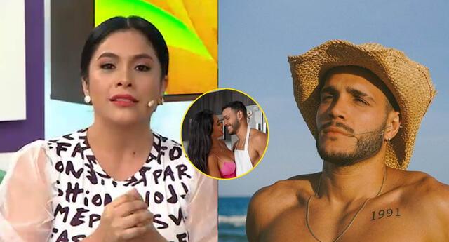 Maricarmen Marín opina sobre Mario Irivarren y Vania Bludau.