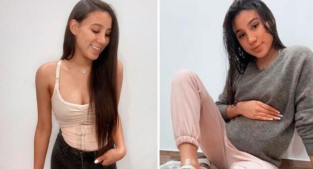 Samahara Lobatón responde fuerte y claro a usuaria que la criticó.