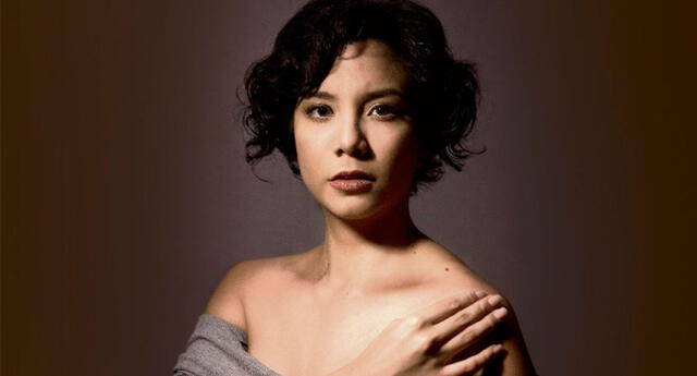 Mayra Couto ganó concurso del Mincu para hacer su serie.