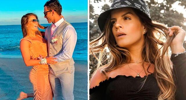 Alejandra Baigorria molesta con comentarios negativos sobre su relación.