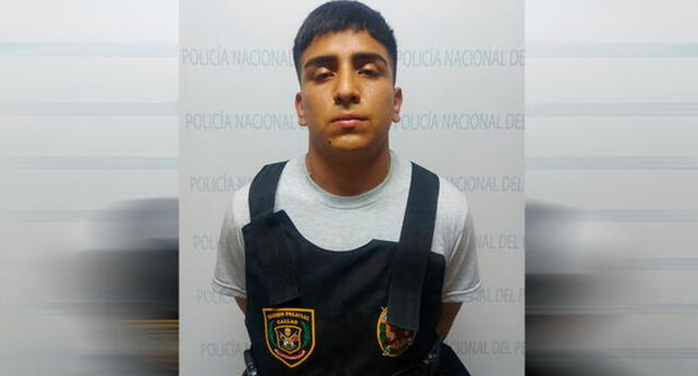 Dictan prisión para presunto sicario Thamyr Jesús Manrique Ramos que asesinó a un joven