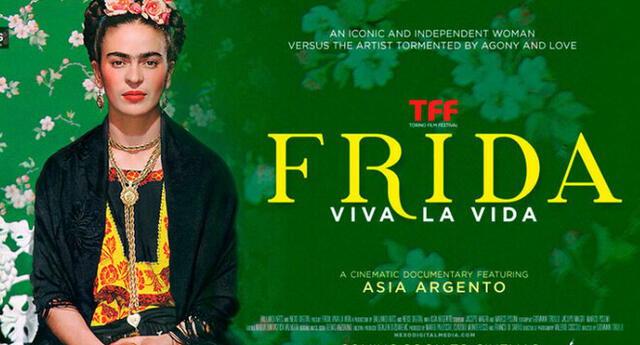 'Frida.Viva la vida' se estrena este lunes 8 de marzo en National Geographic