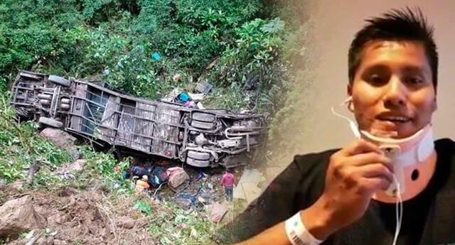 Sobreviviente del accidente de Chapecoense volvió a salvarse.