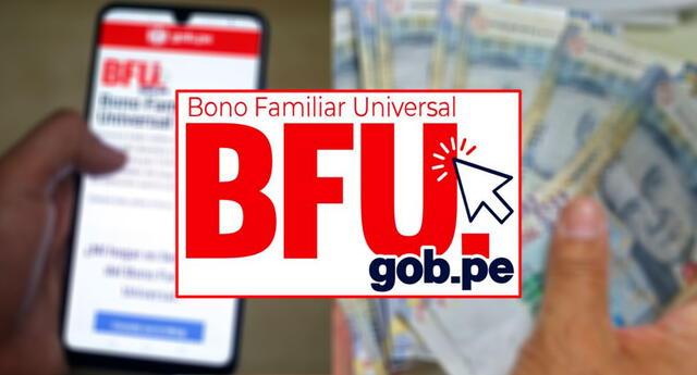 Modalidades para saber si eres beneficiario HOY del BFU