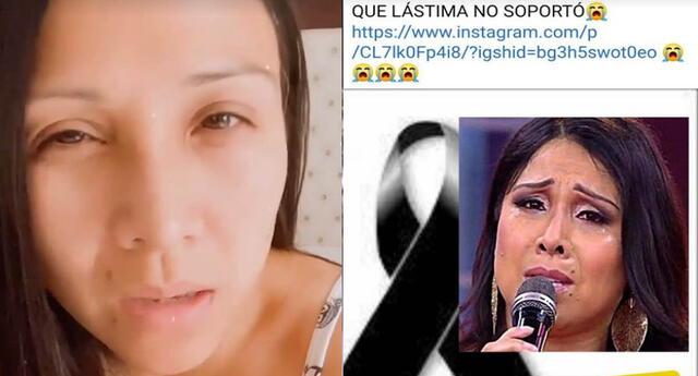 Tula Rodríguez tras noticia falsa sobre su supuesta muerte por COVID-19.