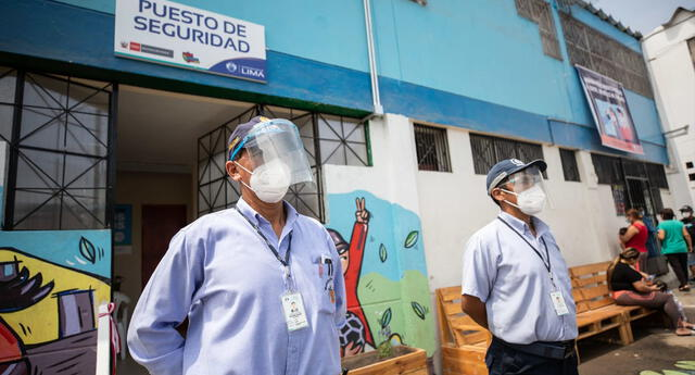 Municipalidad de Lima y Ministerio del Interior instalan puesto de seguridad en Barrios Altos