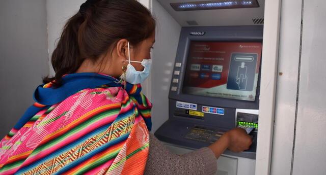 Afiliados al programa Juntos están en la lista de beneficiarios del bono de 200 soles que el Midis otorga cada 2 meses vía Banco de la Nación.