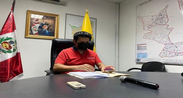 Alcalde de San Martín de Porres denuncia a Jorge Muñoz por imparcialidad ante problema limítrofe