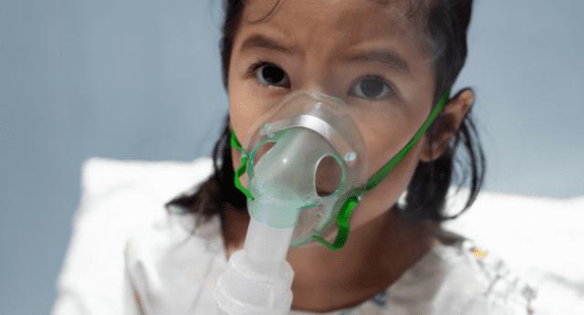 Más de 40 mil niños contagiados y 190 fallecidos, según el Centro Nacional de Epidemiología.