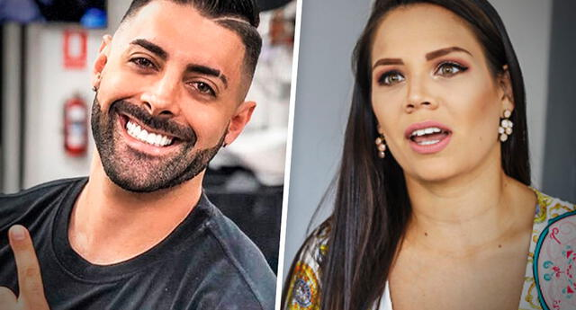 Cada vez son más fuertes los rumores de una posible reconciliación entre Andrea San Martín y Sebastián Lizarzaburu.