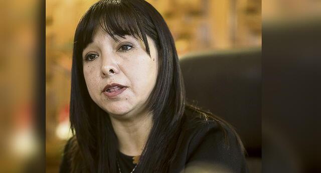 Mirtha Vásquez se pronuncia por las declaraciones de Cecilia García.
