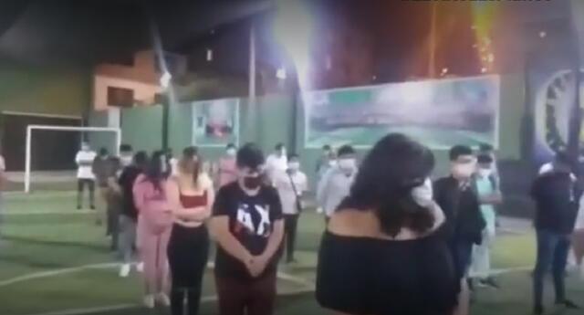 Más de 80 jóvenes son intervenidos en una discoteca