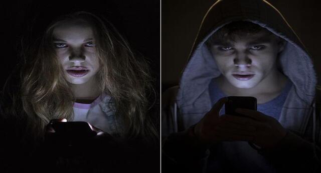 Loas adolescentes con los que más practican el vamping.