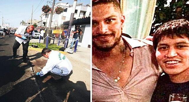 Ordenan captura contra el venezolano  Leiser David Palacio Vaamonde que participó en el asalto y muerte del sobrino de Paolo Guerrero