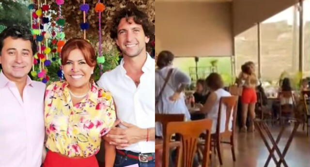 Magaly Medina recordó los inicios de Antonio Pavón en la televisión, y cómo se dio su amistad con él hace varios años.