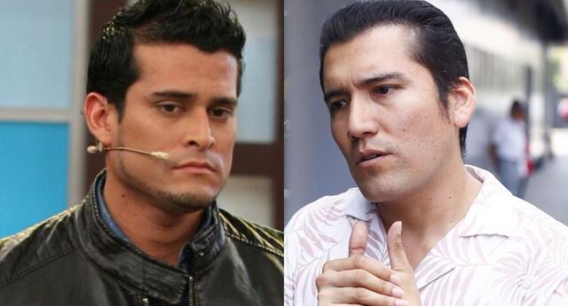 Christian Domínguez sorprendió al dejar entrever que Ángelo Fukuy y Jonathan Rojas habrían sido influenciados.