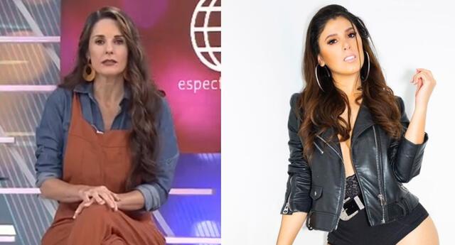 Rebeca Escribens quiere que Yahaira Plasencia se encuentre presente en los Grammy.