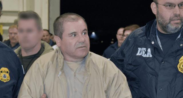 El 'Chapo' está una de las cárceles más duras de Estados Unidos.