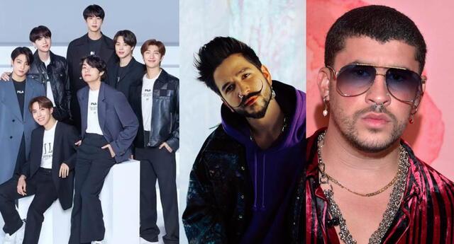 Nominados a los premios Grammy 2021.