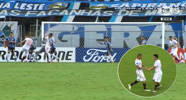 Sigue todas las incidencias del Ayacucho FC vs Gremio por Copa Libertadores.