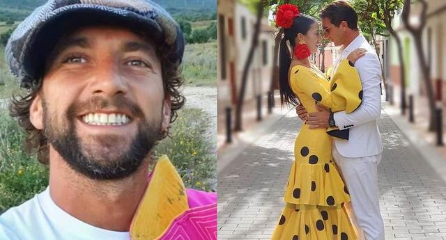 Antonio Pavón partió rumbo a España junto a su hijo y su novia.
