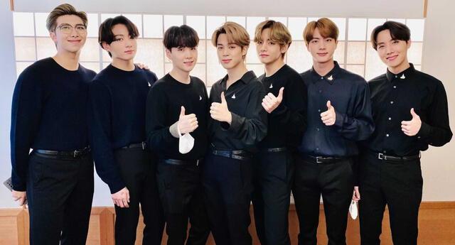 BTS es el primer grupo surcoreano en estar nominado a los Premios Grammy y presentarán
