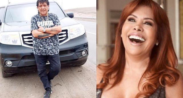 Toño Centella aclara a Magaly Medina que goza de buena salud