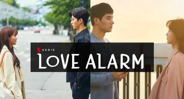 Love Alarma 2 se estrena hoy, y mantiene a la expectativa por el triángulo amoroso formado por Kim Jojo , Hye Yeong y Sun Ho.