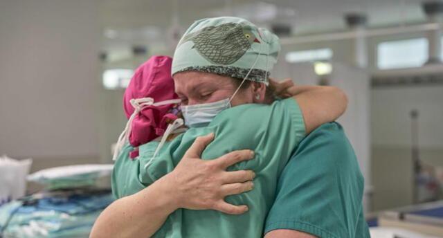El trauma durante la pandemia ha sido colectivo, ha dañado gravemente su salud física y mental.