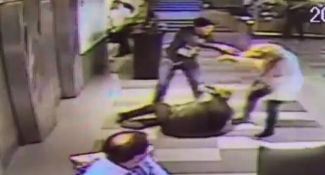 Poder Judicial condenó a extranjeros que robaron reloj Rolex en Miraflores