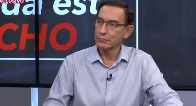 El constitucionalista Omar Cairo se refirió al pedido de prisión preventiva que presentaron contra Martín Vizcarra.
