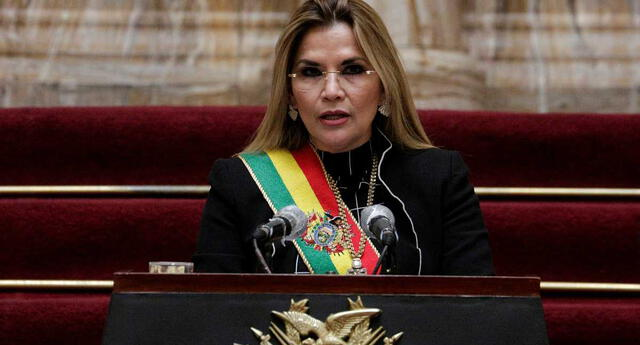 La justicia de Evo Morales detuvo a Jeanine Añez: la acusan de terrorismo.