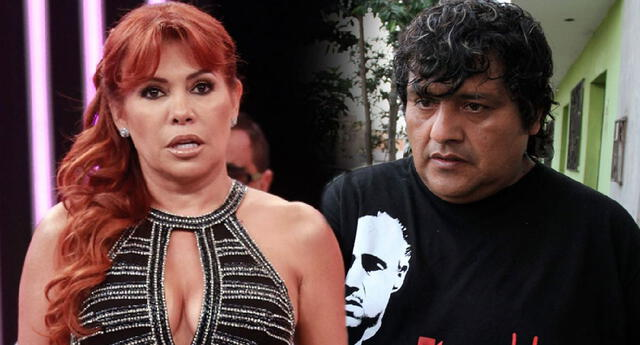 Magaly Medina responde a Toño Centella.