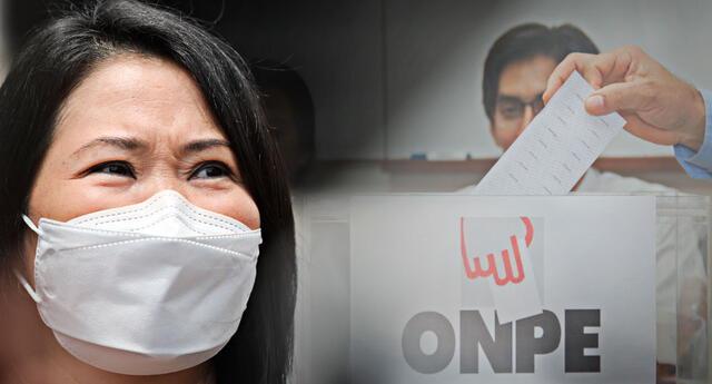 De acuerdo a la última encuesta de IEP, Keiko Fujimori sería derrotada en una segunda vuelta por cualquiera de los candidatos que tienen mayor intención de voto.