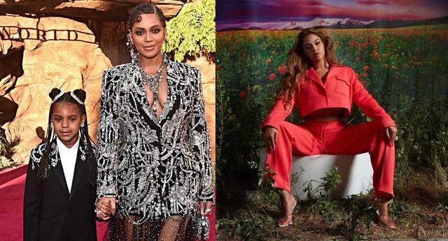 Hija de Beyonce gana premio