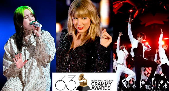 Mira aquí la lista completa de ganadores de los Grammy 2021.