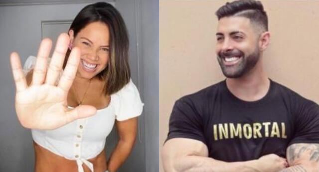 Andrea San Martín descartó un romance con Sebastián Lizarzaburu en Instagram