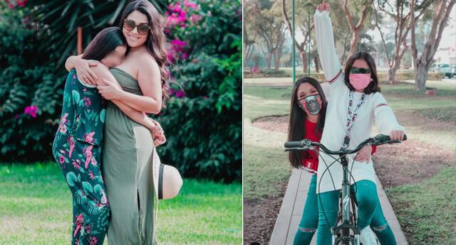 Tula Rodríguez anuncia que está libre del coronavirus junto a su hija.