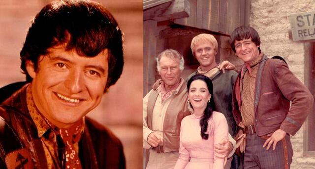 Henry Darrow, junto a Linda Cristal, como Victoria Cannon, y al actor Leif Erickson, intérprete de Big John Cannon, formó parte del elenco principal de El Gran Chaparral.