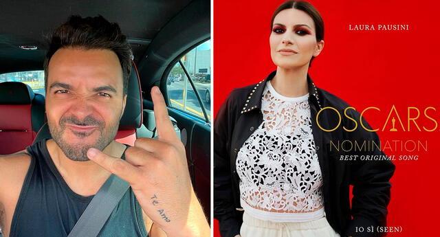 """Luis Fonsi y Laura Pausini cantaron juntos en el sencillo """"Todo Vuelve A Empezar"""", el 2008."""