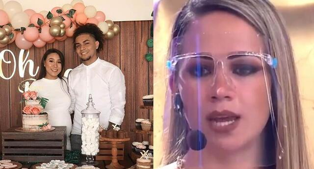 Melissa Klug sobre rumor de reconciliación de Samahara y Youna.