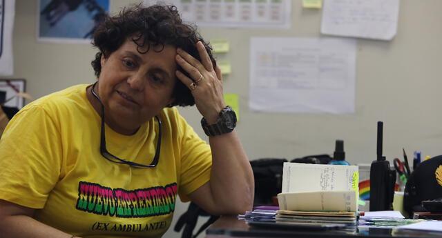 Susel Paredes se disculpa por insultos a su compañero del Partido MOrado.