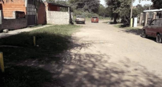 Argentina: mujer que sufría violencia de género le roció alcohol y prendió fuego a su agresor.