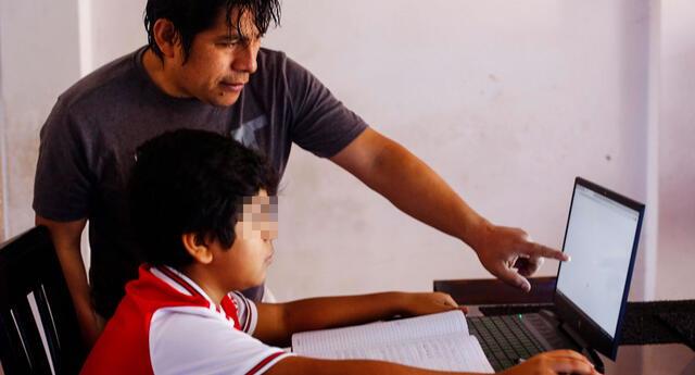 Inicio de las clases virtuales 2021 por la plataforma Aprendo en Casa