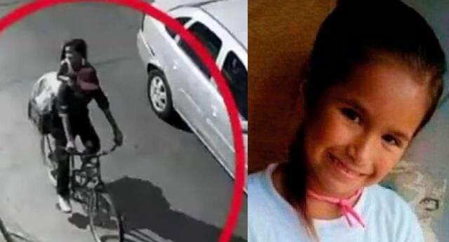 El secuestro de una niña de 7 años conmocionó a Argentina   Foto: Difusión
