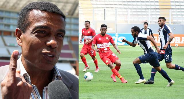 Teófilo Cubillas se refirió al descenso de Alianza Lima a Segunda División.