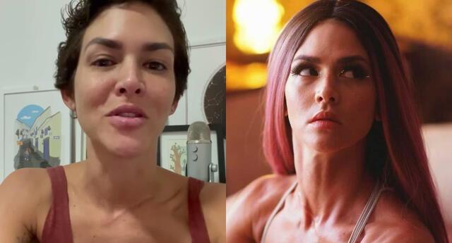 La actriz Anahí de Cárdenas reveló que este nuevo tema tratará sobre la infidelidad, y cómo uno intenta sobreponerse ante la adversidad.