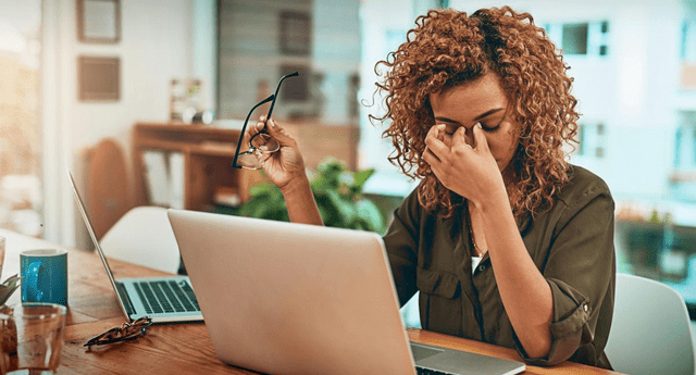 Desconectarnos digitalmente ayuda a reducir nuestra ansiedad.
