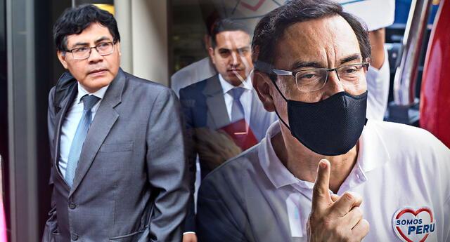 uárez Atoche añadió que, de darse la prisión preventiva, el ahora candidato por Somos Perú deberá ser trasladado hasta la Diroes para ser recluido, ya que asumió el cargo de mandatario.